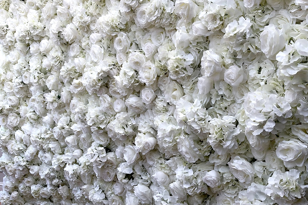 Flower Wall Herts Hire