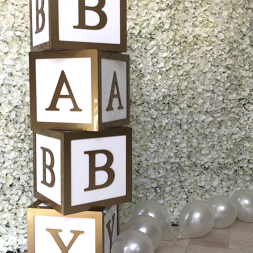Baby Blocks Hire Hertfordshire