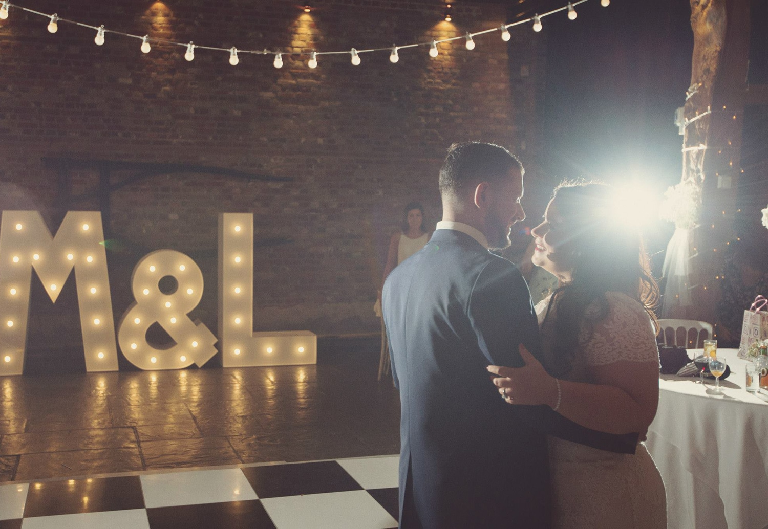 Light Up Love at Cooling Castle Barn
