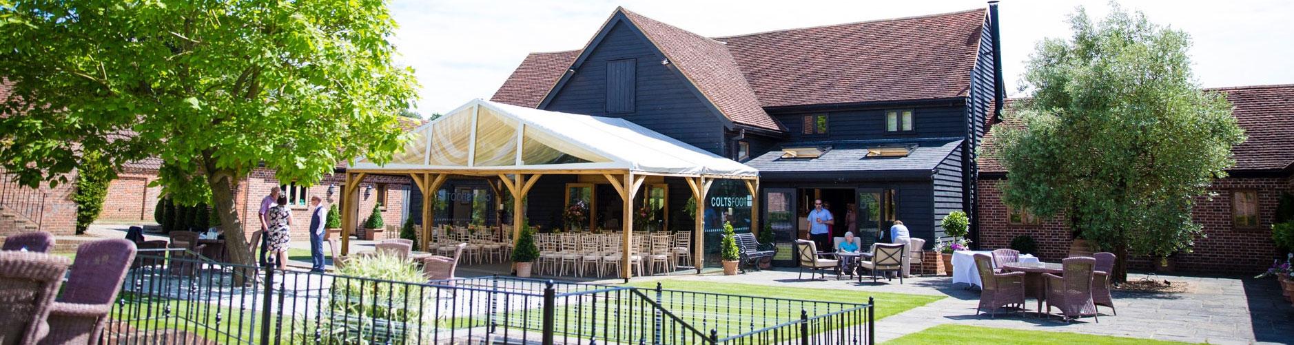 Hertfordshire Venues