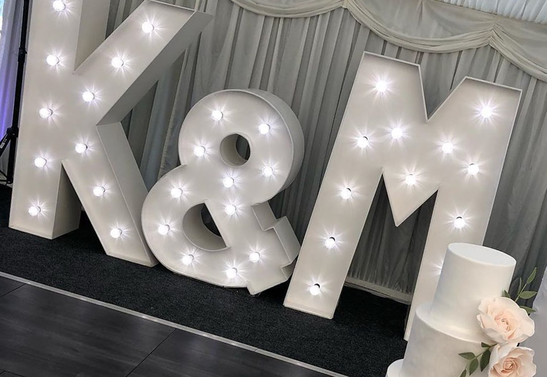 Light Up Letters Essex