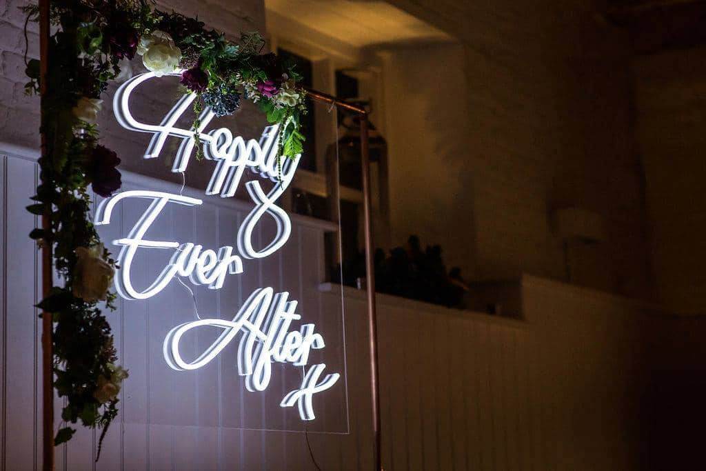 Neon Sign Hire Hertfordshire