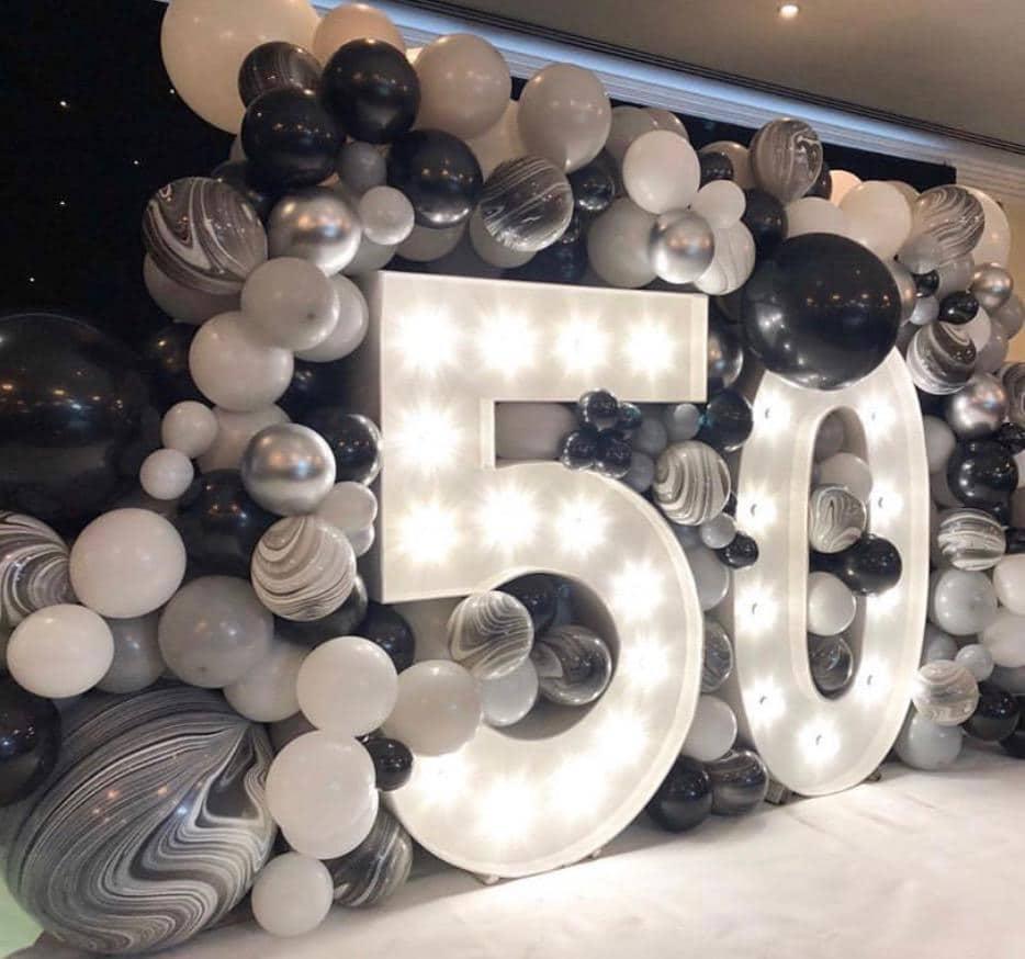 Light Up 50