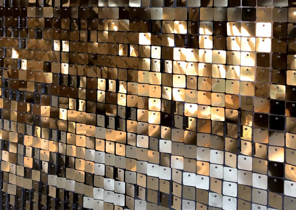 Sequin Wall Hire Hertfordshire