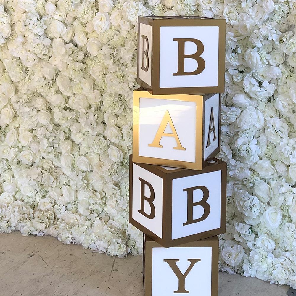 Baby Blocks Hire Hertfordshire