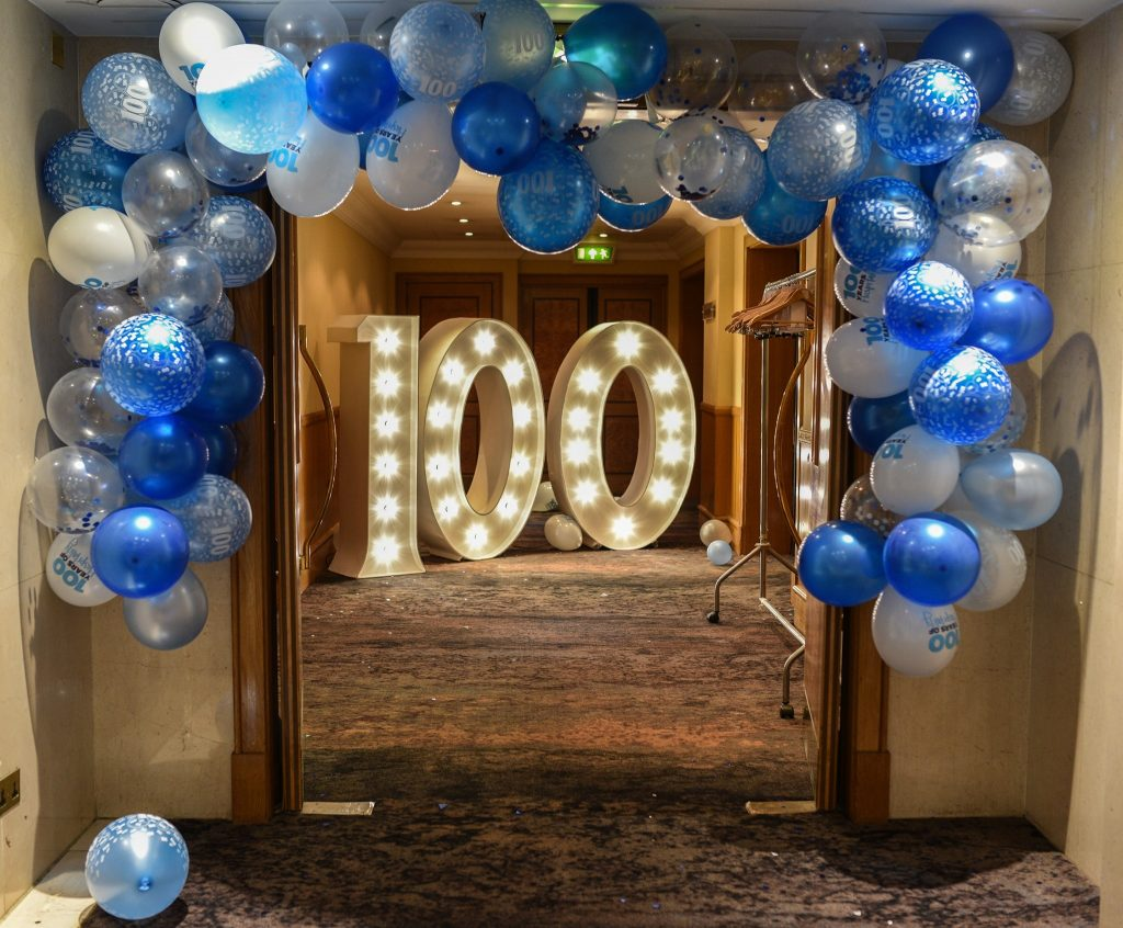 100 Years of Hilton