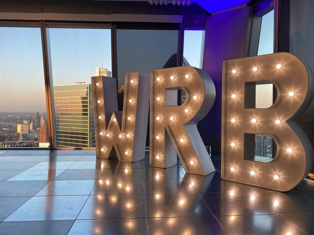 WRB Corporate Event