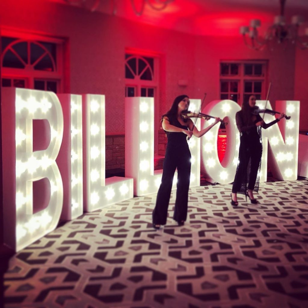 4 Billion Event