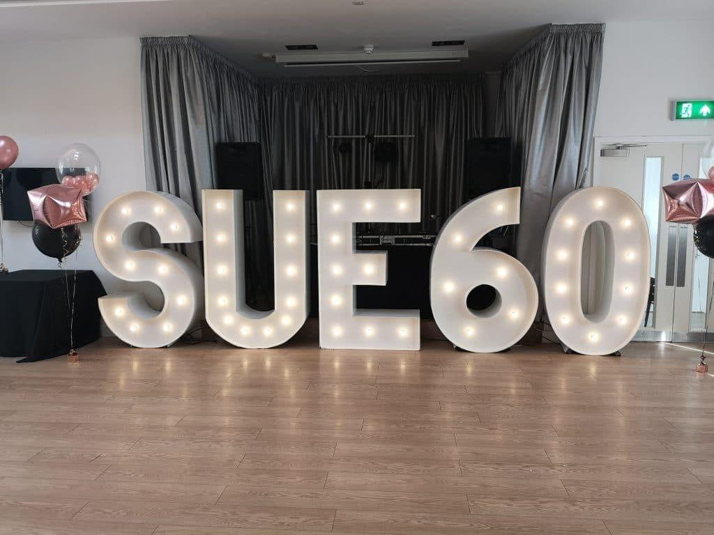 SUE 60 Lights
