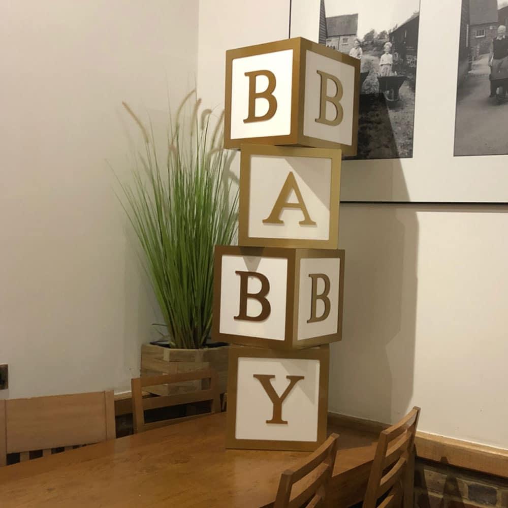 Baby Shower Decor Herts