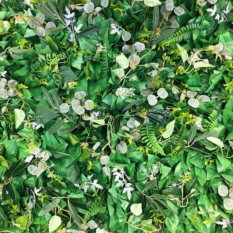 Greenery Foliage Wall