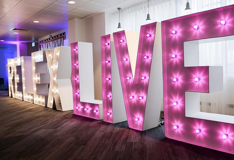Relex Live Lights