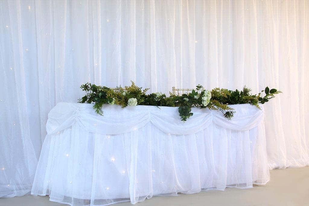 Wedding Backdrop Hire Hertfordshire